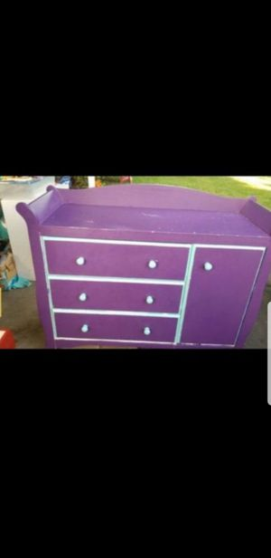 Changing table dresser for Sale in Portland, OR