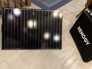 Renogy solar suitcase for Sale in Lewisburg, PA