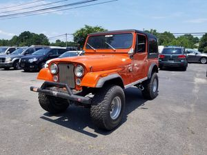 1980 Jeep Wrangler for Sale in Chesapeake, VA