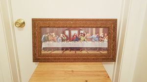 Framed Print of The Last Supper. for Sale in Booneville, MS