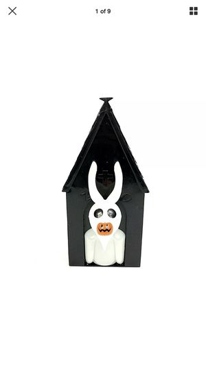 Disney Parks Zero Popcorn Bucket Nightmare Before Christmas Doghouse Lights Glow for Sale in Palmdale, CA