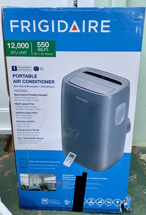 Portable AC Unit - Frigidaire for Sale in Oceanside, CA