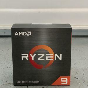 AMD Ryzen™ 9 5900X 12-core/24-thread Desktop Processor for Sale in Hayward, CA