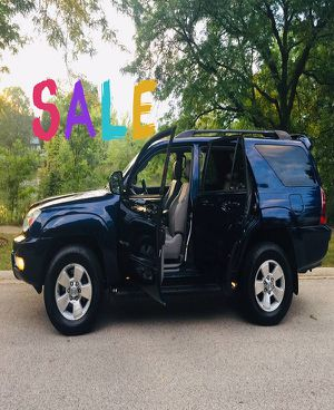 Perfectlyy O8 Toyota Price:1OOO AWDWheels for Sale in Birmingham, AL