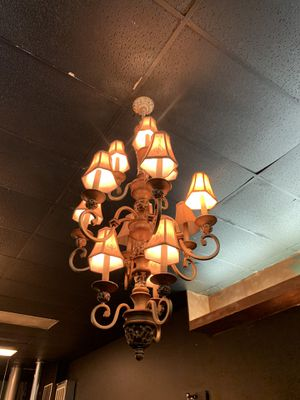 Antique chandelier for Sale in Chicago, IL