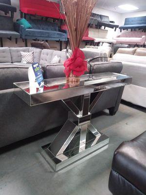 New mirror console table for Sale in Dallas, TX