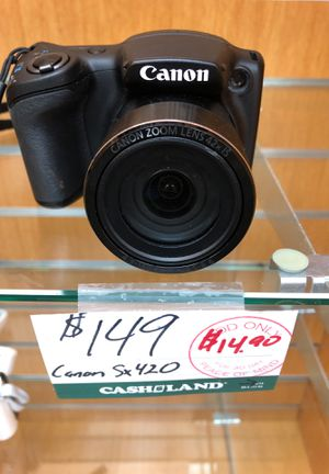 Canon SX420 camera for Sale in Valley View, OH