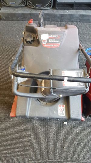 Snow blower for Sale in Chicago, IL