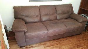 Thomasville, all leather sofa for Sale in Mercer Island, WA