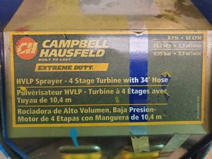Compressor de aire Campbell hausfeld for Sale in San Bernardino, CA