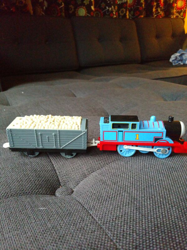 Thomas and friends battery operated train engine