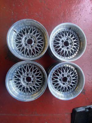 """17"""" BBS wheels for Sale in Salt Lake City, UT"""