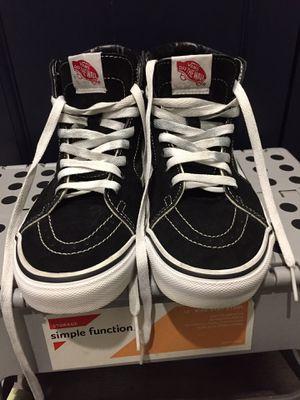 Vans High Black and White Unisex Sneakers for Sale in Norwalk, CA