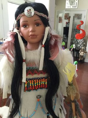 Cathay 1/5000 native Indian girl for Sale in North Port, FL