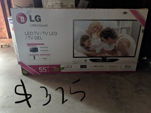 LG 55 inches TV LED for Sale in Redmond, WA