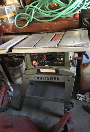 Table saw for Sale in Alexandria, VA