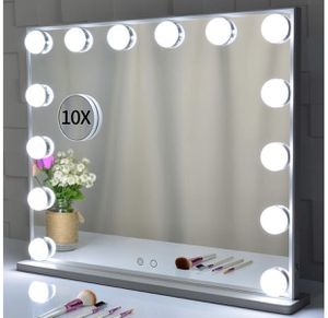 Vanity mirror with lights for Sale in Rockville, MD