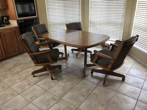 Kitchen table set for Sale in Costa Mesa, CA