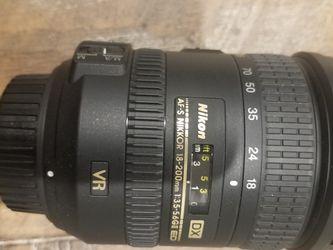 AF-S DX NIKKOR 18-200mm f/3.5-5.6G ED VR II for Sale in Spartanburg,  SC