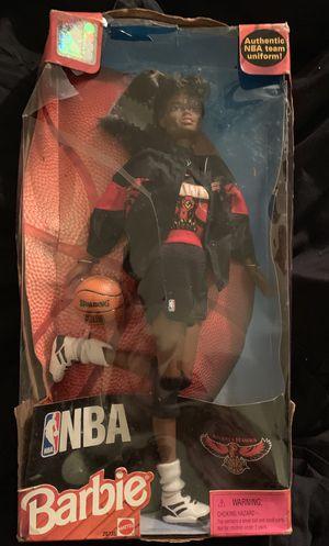 Rare Atlanta Hawks Afro American Doll for Sale in Stonecrest, GA