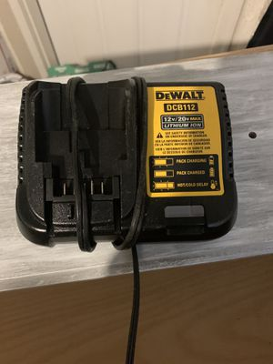 Dewalt battery and charger for Sale in Gastonia, NC