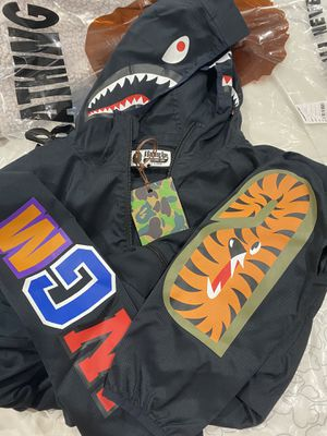 Brand new Bape lightweight jacket for Sale in Westminster, CA