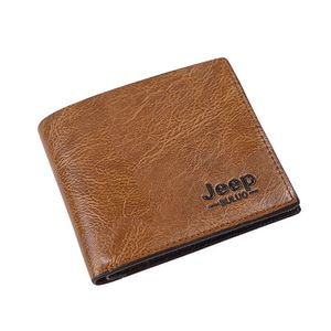 Brown Jeep leather wallet for Sale in Houston, TX
