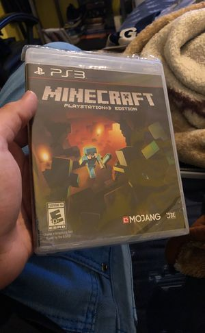 Minecraft Playstation 3 Edition(PS3) for Sale in Hialeah, FL
