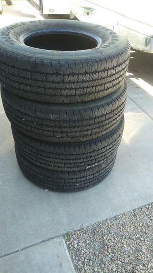 4 set of tire Lt24575r16 for Sale in Phoenix, AZ