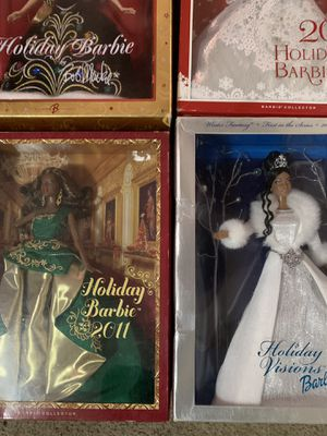 Collectors Barbies and porcelain dolls for Sale in Wichita, KS