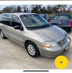Ford minivan for Sale in Dallas, TX