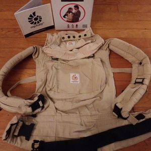 Ergobaby Original Baby Carrier (Beige) for Sale in The Bronx, NY