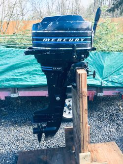 Mercury 7.5 Hp. for Sale in Portland,  OR