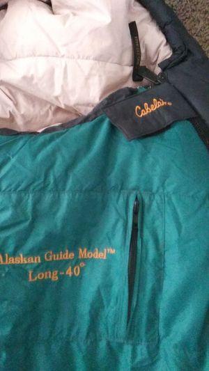 Cabelas sleeping bag for Sale in Belleair, FL