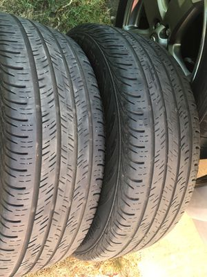 Tires 205/55/16 have 2 only for Sale in Ceres, CA
