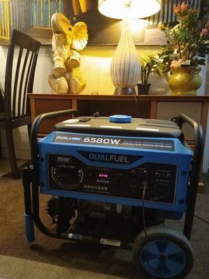 Generador 6250 watts nuevo listo para usar for Sale in Jurupa Valley, CA