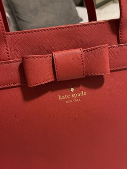 Kate spade Red Tote for Sale in Covington,  WA
