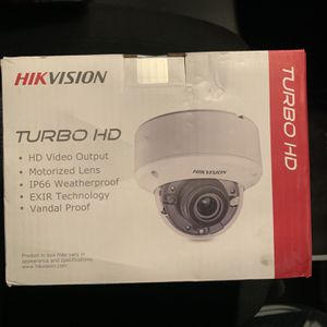 HikVision Analog Done Camera for Sale in Brooklyn, NY