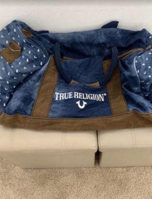 True Religion Duffle Bag - NEW for Sale in Las Vegas, NV