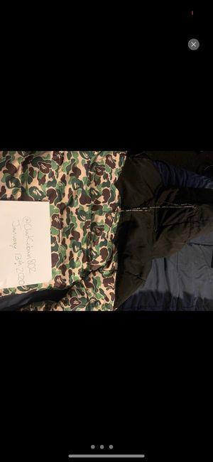 Bape puma jacket for Sale in North Las Vegas, NV