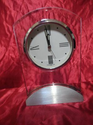 New Howard Miller Tribeca Desk Clock for Sale in Hemet, CA