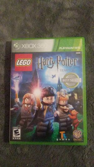 Lego harry potter year 1-4 for Sale in Stanton, CA