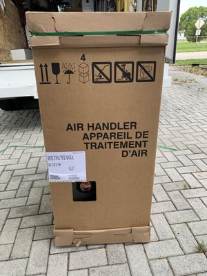 Rheem 3 ton ac. Shorty air handler and condenser brand new 16 seer for Sale in Pompano Beach, FL
