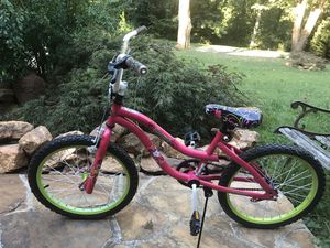"16"" bike used good condition must pick up in Kennesaw off wade green road please serious buyers only for Sale in Kennesaw, GA"