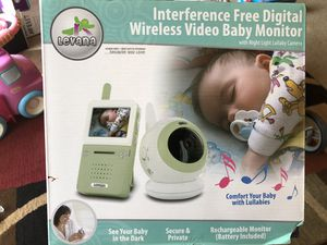 Wireless video baby monitor for Sale in Beaverton, OR