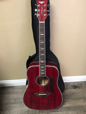 Keith Urban American Vintage Acoustic Edition Cherry Red Guitar ( Guitar and softcase only) New Includes Softcase ARCADIA DISCOUNT OUTLET We're a w for Sale in Arcadia, CA