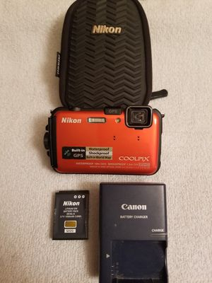 Nikon Coolpix AW100 for Sale in South Hill, WA
