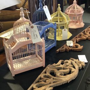 Small Bird Cage (comes In Different Styles And Colors) for Sale in Long Beach, CA