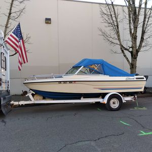 18 Foot Sea Swirle Boat for Sale in Milwaukie, OR