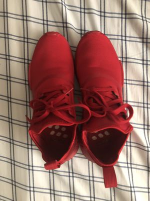 Red 11 1/2 Adidas NMD for Sale in Cheney, WA